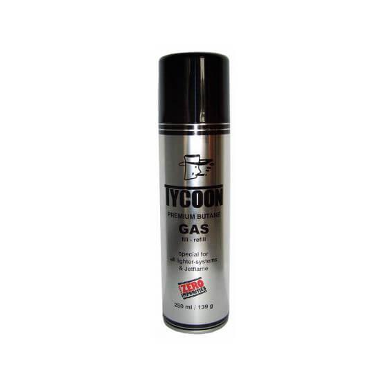 Tycoon Premium Butane Gas 250 ml
