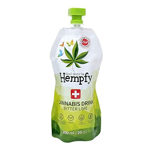Hempfy Bitter Lime Drink