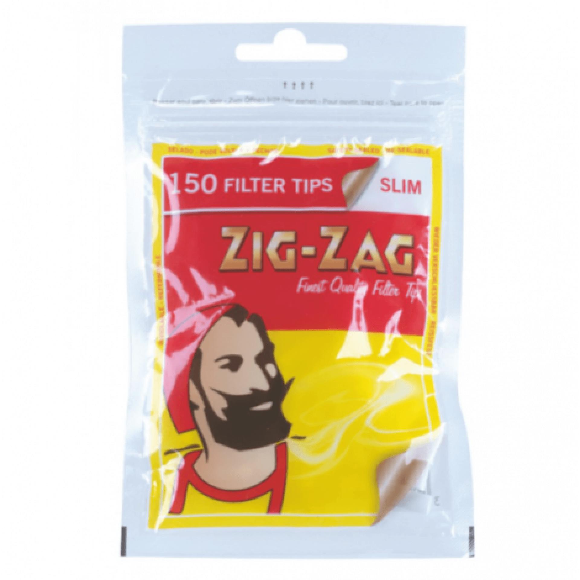 Zig-Zag Slim Filter