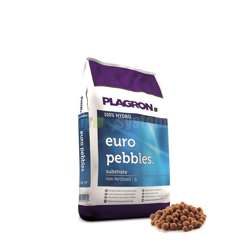 Plagron Euro Pebbles (Blähton) 10ltr