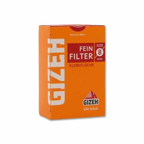 Slim Filter 100 Stück (Gizeh)
