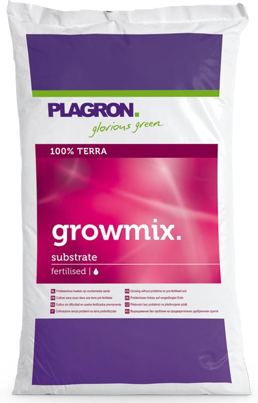 Plagron Erde Growmix 50ltr. (Mit Perlite)
