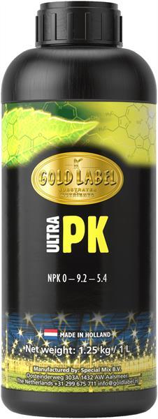 Gold Label - Ultra PK, 1ltr.