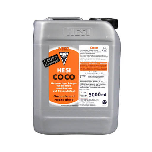 Hesi Cocos Blüte 5ltr.