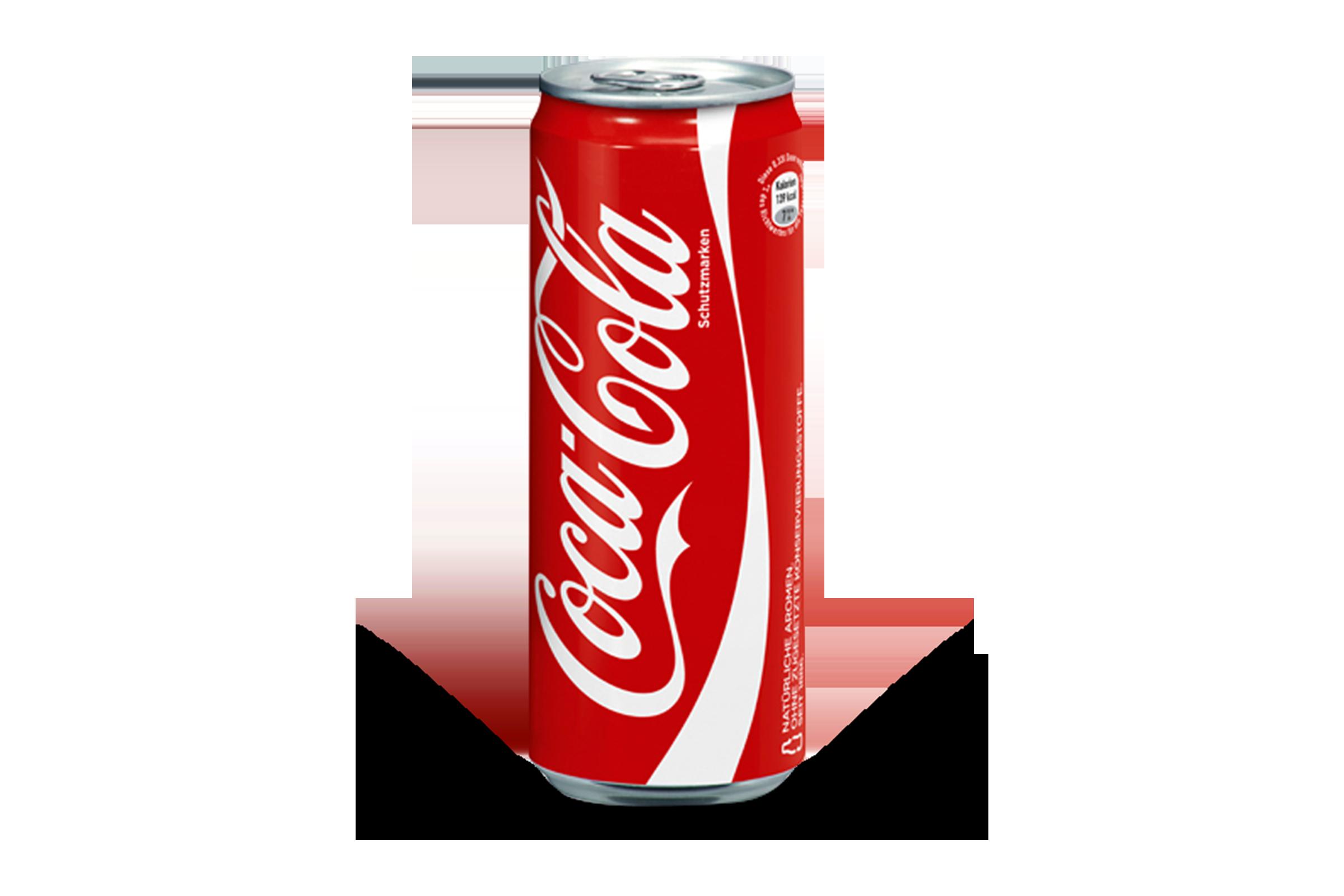 Coca Cola Dose 0.33l