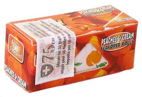 Juicy Jays Peaches & Cream