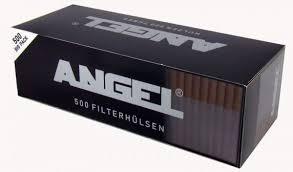 Angel Zigaretten Filterhülsen 500 Stk.