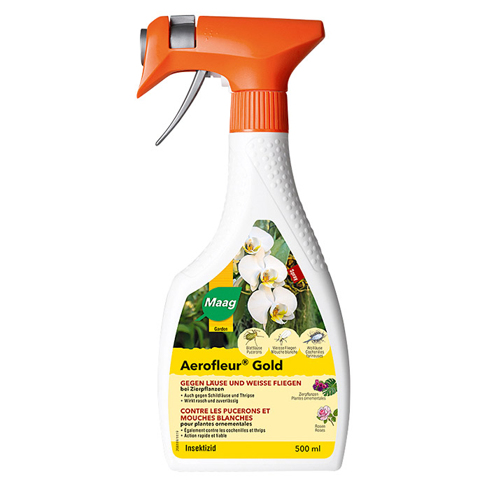 Aerofleur Spray 500ml - Maag