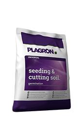 Plagron  Erde für Stecklinge und Samen 25ltr.