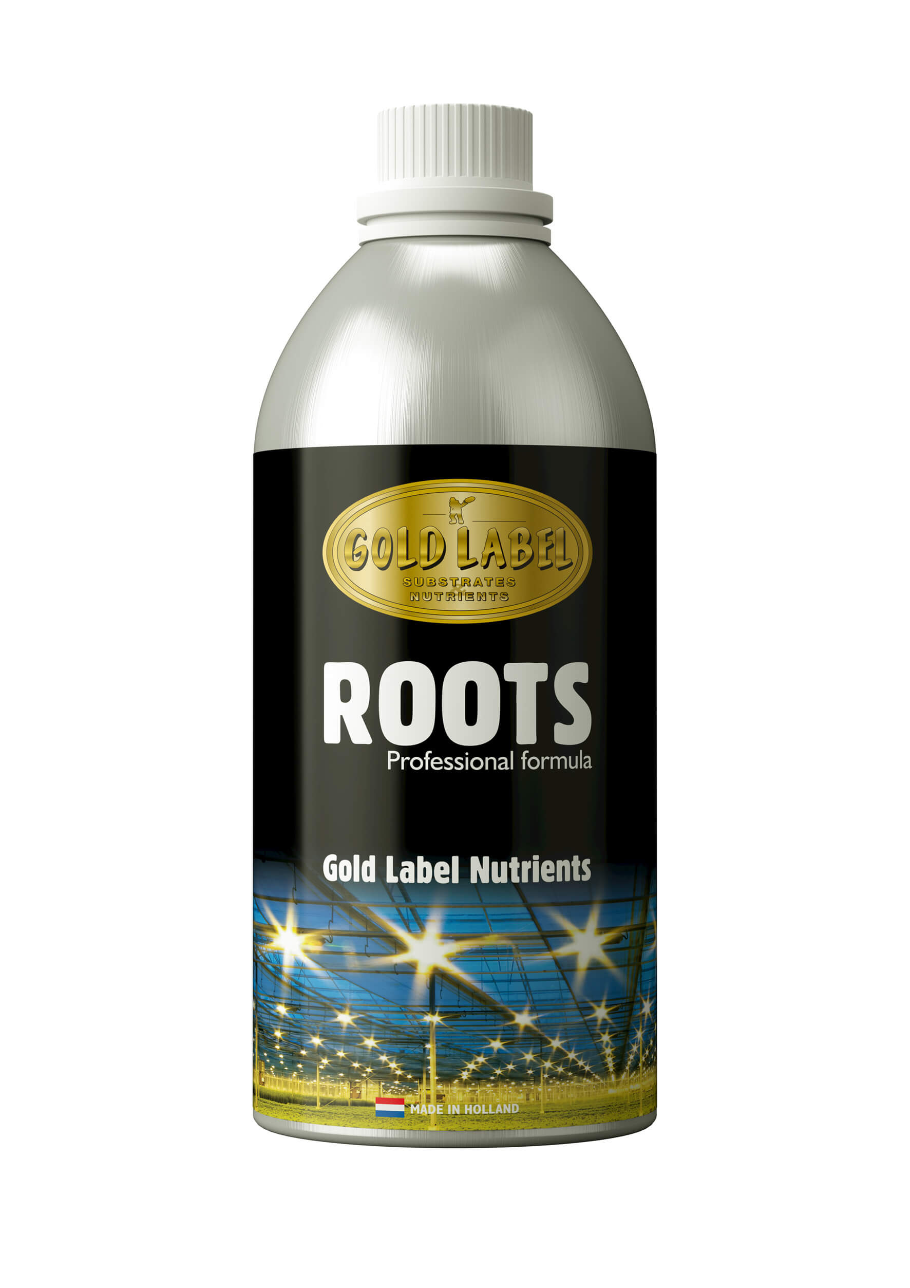 Gold Label - Roots, 1ltr.